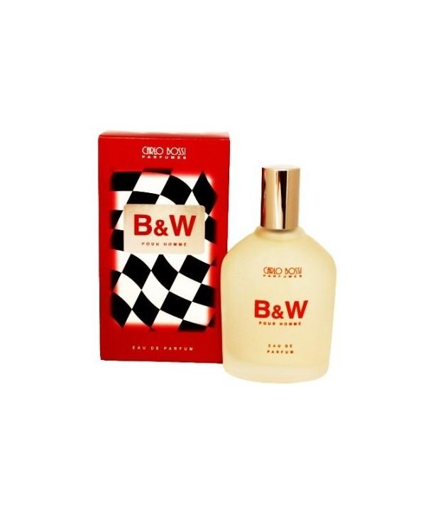 B&W (RED)